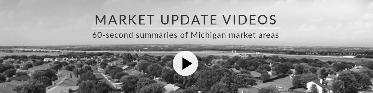 Michigan Real Estate Market Video